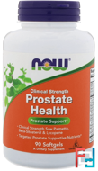 Clinical Strength Prostate Health, Now Foods, 90 Softgels