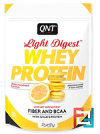 Light Digest Whey Protein, QNT, 500 g