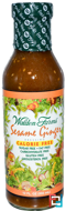 Walden Farms, Sesame Ginger Dressing, 12 fl oz (355 ml)