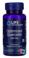 Optimized Quercetin, Life Extension, 250 mg, 60 Vegetarian Capsules