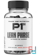 LEAN PHASE, Phase One Nutrition, 60 caps