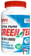 Ultra Pure Green Tea, SAN, 60 capsules