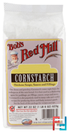 Cornstarch, All Natural, Bob's Red Mill, 22 oz (623 g)