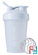 BlenderBottle, Classic With Loop, White, Sundesa, 20 oz
