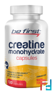Creatine Monohydrate Capsules, Be First, 120 capsules
