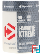 L-Carnitine Xtreme, Dymatize Nutrition, 500 mg, 60 capsules