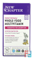 Perfect Postnatal MultiVitamin, New Chapter, 192 Tablets