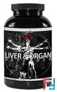 Liver & Organ Defender, Rich Piana 5% Nutrition, 270 caps