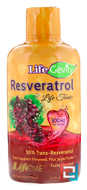 LifeGevity Resveratrol Life Tonic, LifeTime Vitamins, 32 fl oz, 942 ml