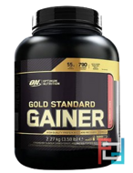 Gold Standard Gainer, Optimum Nutrition, 5 lb, 2270 g