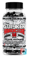 Stryker HARDCORE, Innovative Diet labs, 100 capsules