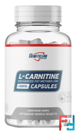 L-Carnitine, GeneticLab, 60 caps
