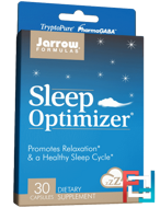 Sleep Optimizer, Jarrow Formulas, 30 capsules