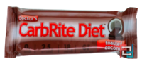 Doctor's CarbRite Diet Bar, Sugar-Free, Toasted Coconut, Universal Nutrition, 1 Bar * 56.7 g