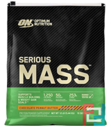 Serious Mass, Optimum Nutrition, 12 lb, 5448 g
