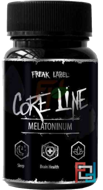 MELATONINUM (Мелатонин), Core Line, Freak Label, 3 mg, 60 capsules