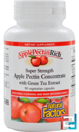ApplePectinRich, Super Strength Apple Pectin Concentrate, Natural Factors, 90 Veggie Caps