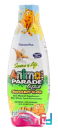 Source of Life, Animal Parade Liquid, Children's Multi-Vitamin, Natural Tropical Berry Flavor, Nature's Plus, 30 fl oz, 887.10 ml
