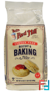 Gluten Free Biscuit & Baking Mix, Bob's Red Mill, 24 oz (680 g)