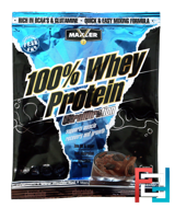 Пробник / Sample 100% Whey Protein Ultrafiltration, Maxler, 30 g