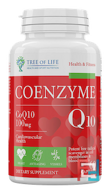Life Coenzyme Q10, Tree of Life, HAS Nutrition, 60 caps
