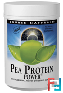 Pea Protein Power, Source Naturals, 907 g