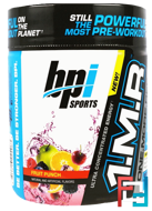 1.M.R., One. More. Rep, Pre-Workout Powder, BPI Sports, 8.5 oz, 240 g