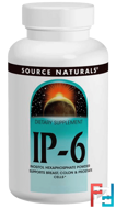 IP-6, 800 mg, Source Naturals, 90 Tablets