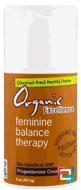 Feminine Balance Therapy, Progesterone Cream, 3 oz, 85.5 g