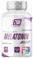 Melatonin, 2SN, 10 mg, 60 capsules