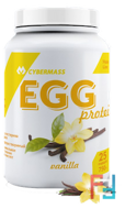 Egg protein coctail, Cybermass, 750 g