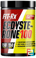 Ecdysterone 100, FIT-Rx, 150 capsules