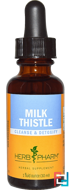 Milk Thistle, 1 fl oz Herb Pharm, 30 ml
