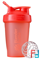 BlenderBottle, Classic With Loop, Coral, Sundesa, 20 oz