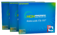 HGH Fragment (176-191), GenoPharm, 10 vials * 5 mg