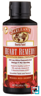 Omega Swirl, Heart Remedy, Mixed Red Berry, Barlean's, 5.6 oz, 159 g