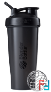 BlenderBottle, Classic With Loop, Black, Sundesa, 28 oz