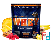 Whey BIG PACK, Cybermass, 5 lb, 2270 g