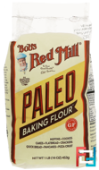 Paleo Baking Flour, Bob's Red Mill, 16 oz (453 g)