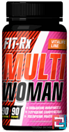 Multi Women, FIT-Rx, 90 tablets