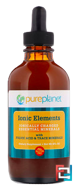 Ionic Elements, Pure Planet, 4 fl oz, 120 ml