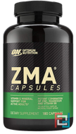 ZMA, Optimum Nutrition, 180 capsules