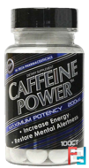Caffeine Power, Hi-Tech Pharmaceuticals, 100 tablets