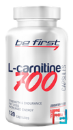 L-carnitine capsules, Be First, 120 capsules