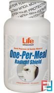One-Per-Meal Radical Shield, Life Enhancement, 84 Capsules