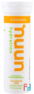 Hydration Vitamins, Nuun, Tangerine Lime, 12 tablets
