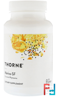Meriva-SF, Sustained Release - Soy Free, Thorne Research, 120 Vegetarian Capsules