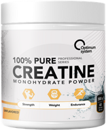 100% Pure Creatine Monohydrate, Optimum System, 300 g