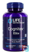 Cognitex Elite, Life Extension, 60 Tablets