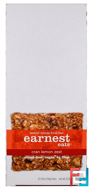 Baked Whole Food Bar, Cran Lemon Zest, Earnest Eats, 12 Bars, 1.9 oz (54 g) Each